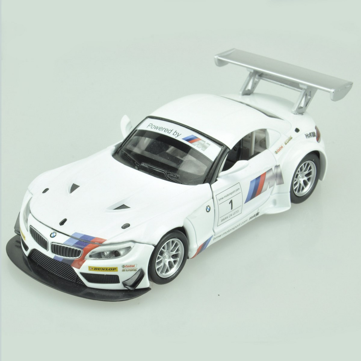 Bmw Z4 Gt3 Price: Autíčko 1:32 BMW Z4 GT3